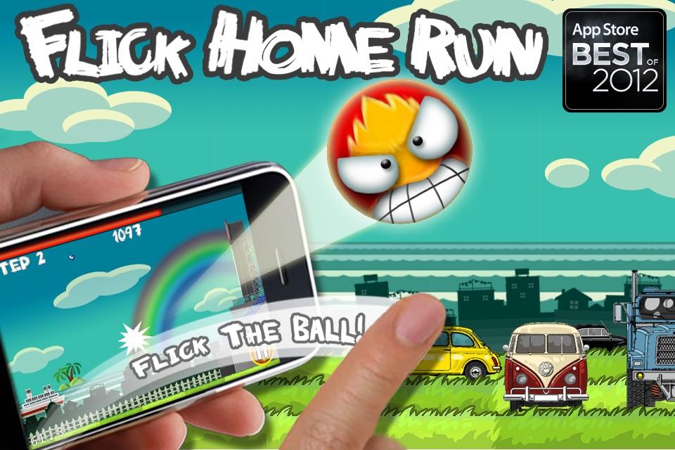 Flick Home Run !