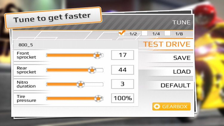 Drag Racing: Bike Edition screenshot-3