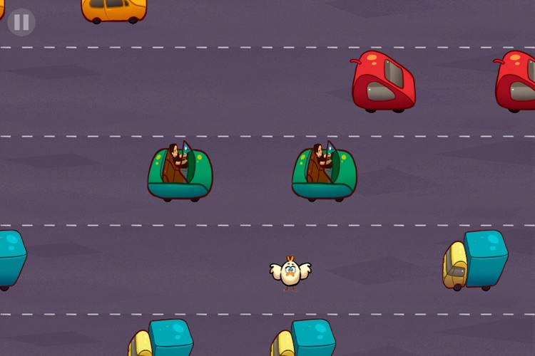 Street Chicken Free by Top Free Games screenshot-3