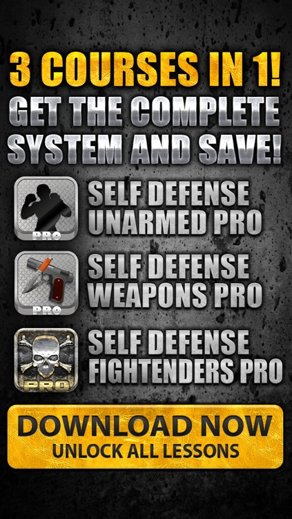 Self Defense Complete - How To Fight & Stop Bullying screenshot-0