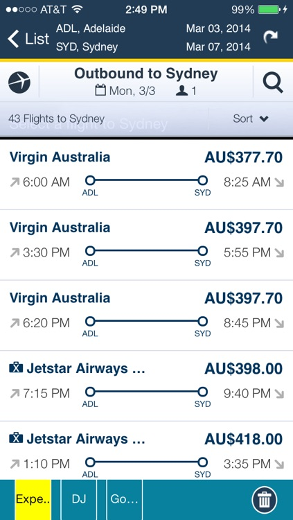 Adelaide Airport-Flight Tracker screenshot-4
