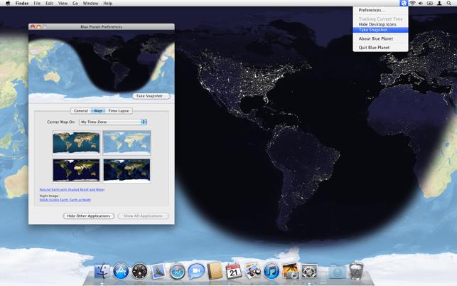 Blue Planet Screenshot