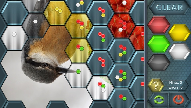 HexLogic - Birds screenshot-2