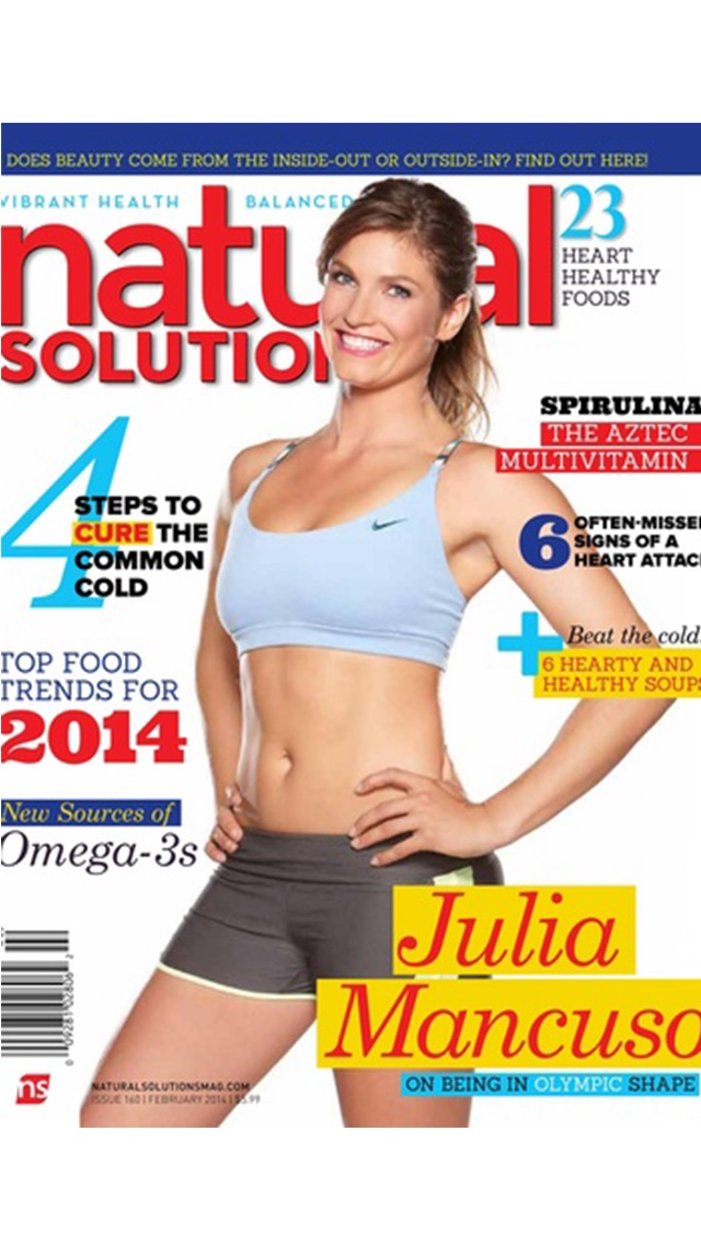 Natural Solutions Magazine Reviews