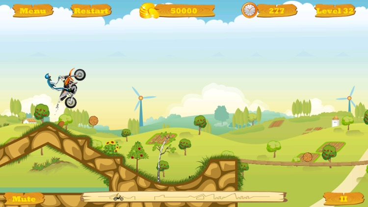 Moto Race Free screenshot-4