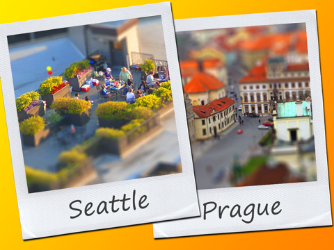 Miniatures: Tilt-Shift Time-Lapse Videos Screenshot 2