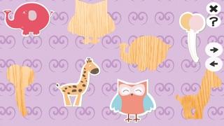 動畫嬰兒益智遊戲的小孩屏幕截圖3