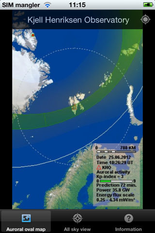 Auroral Forecastのおすすめ画像1