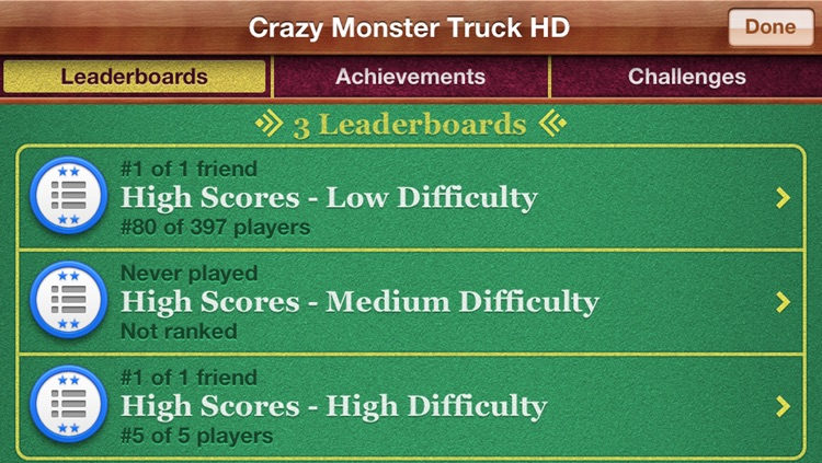 Crazy Monster Truck HD screenshot-4