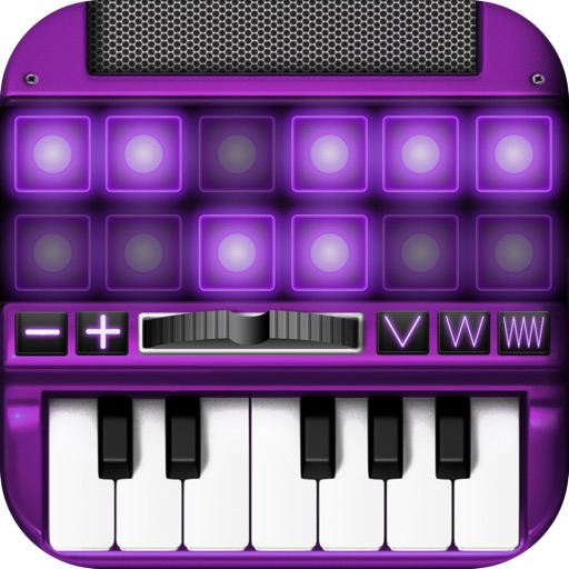 Bass Drop - Deep House - Electronic music sampler and synthesizer
