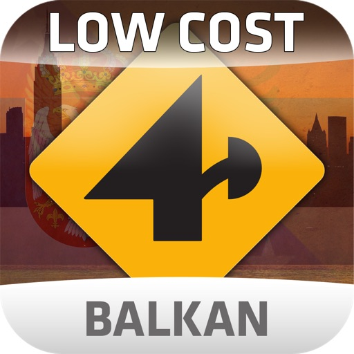 Nav4D Balkan @ LOW COST icon