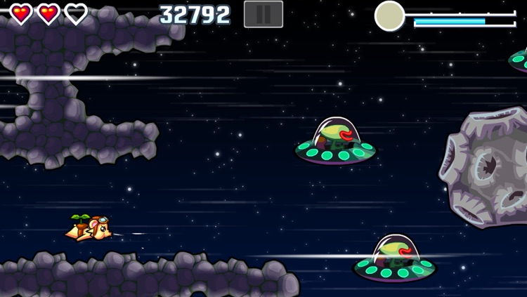 Flying Hamster screenshot-3
