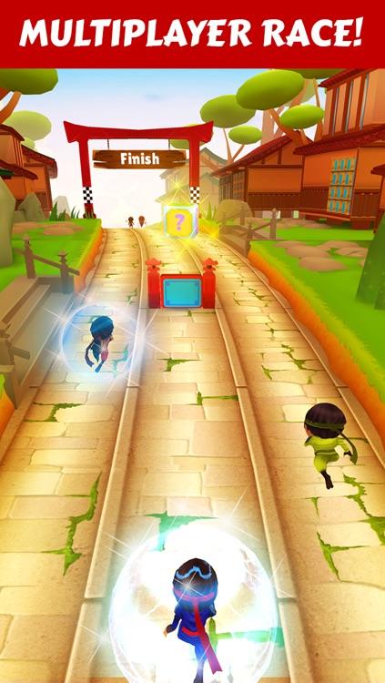 Fun Race Ninja Kids - by Fun Games For Free screenshot-4