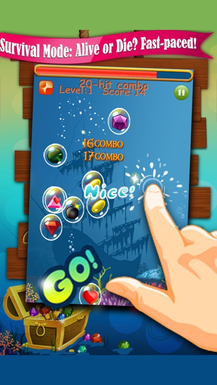 01 Jewel Bubble Mania Blitz - New Shooter Star Dash Saga for Best Cool Funny Girls and Kids Burst Puzzle Free Games