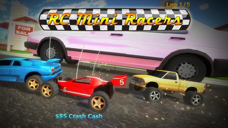 RC Mini Racers