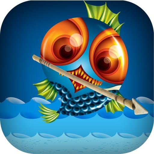 Spear Fishing Arrow Hunter Quest - Top Ocean Wave Fun Adventure Free