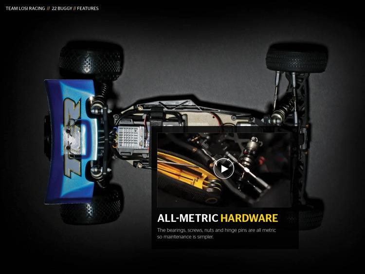 Driven: Interactive RC Catalog