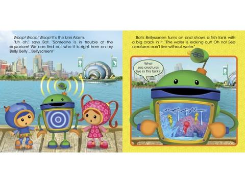 The Aquarium Fix-it (Team Umizoomi) by Nickelodeon ...