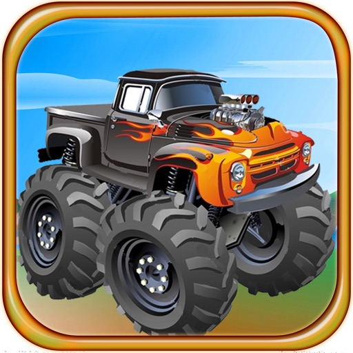 A Monster Truck Rally Race icon