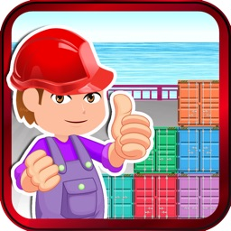 Harbor Manager - Master The Harbour, Control The Ships and Boats, and Unload Containers