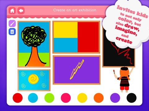 Screenshot 4 For Doodle Fun Girls