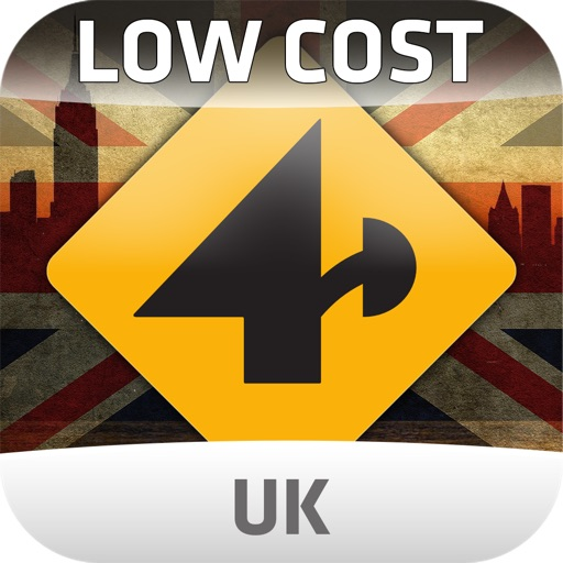 Nav4D UK and Ireland @ LOW COST