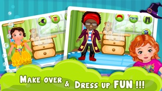 Baby Cloth Wash & Dressup - Girls & Kids Fun Games-3