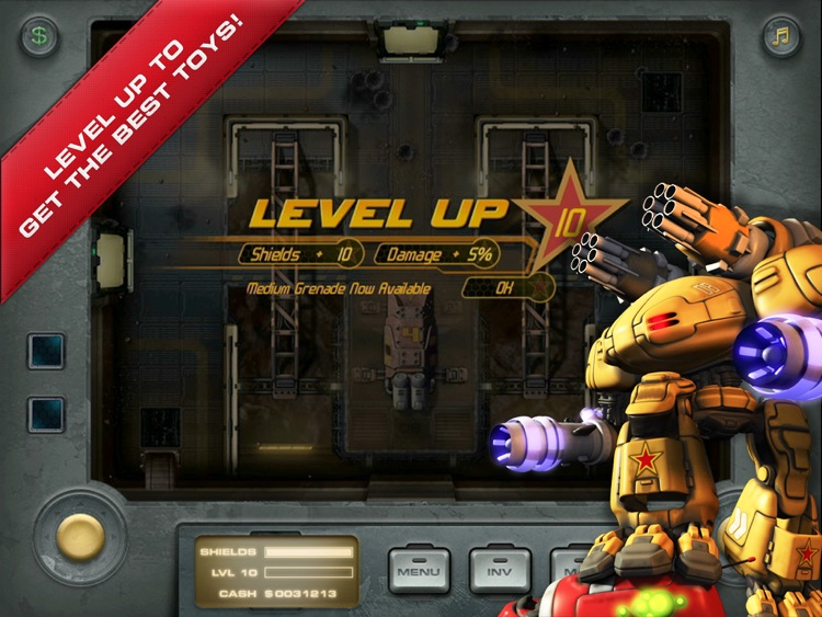 Robokill 2: Leviathan Five screenshot-2