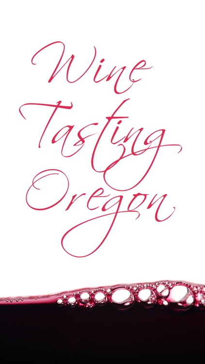 Wine Tasting Oregon