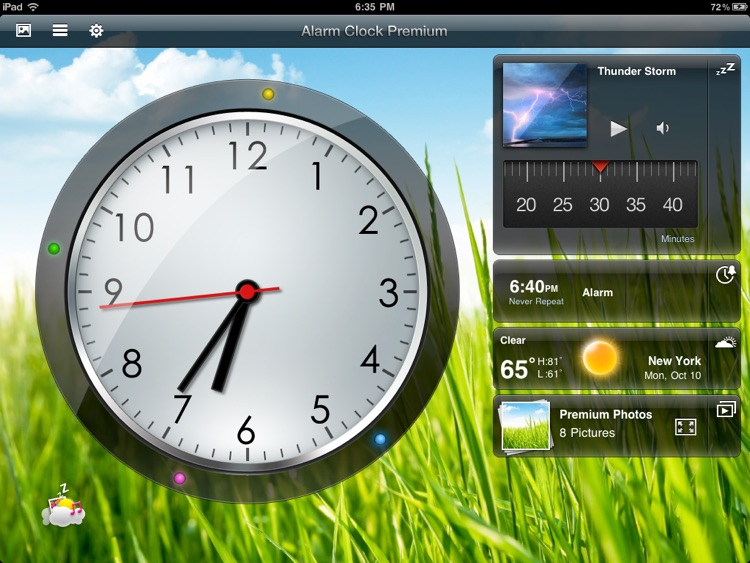Alarm Clock Premium Free screenshot-0