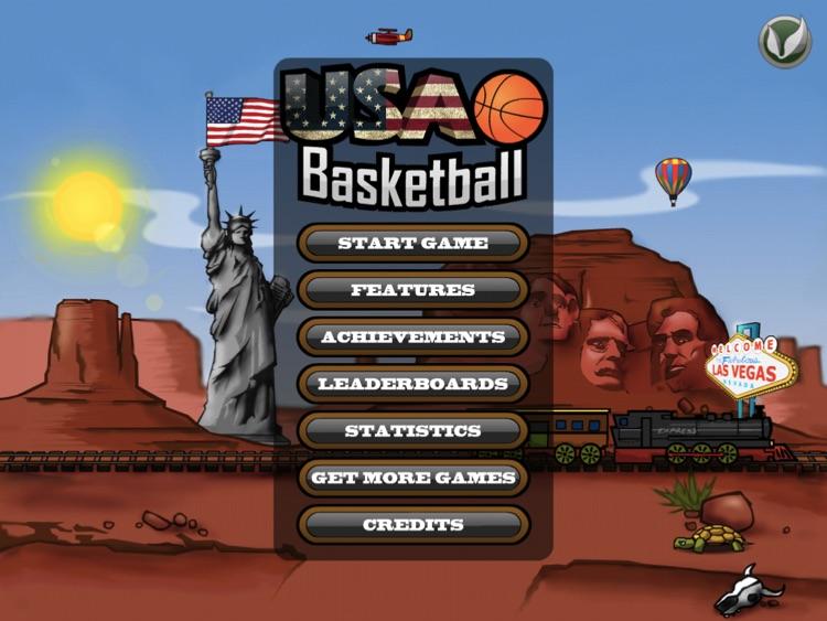 US Basketball HD screenshot-4