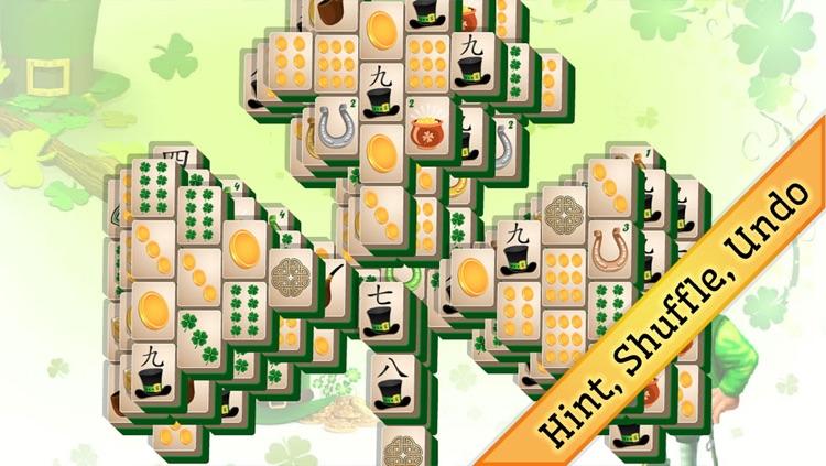 St Patrick's Day Mahjong screenshot-3