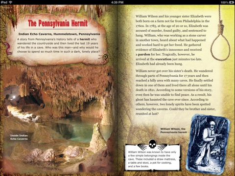 Haunted Caves By Natalie Lunis On Apple Books