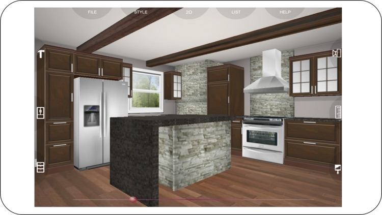 Eurostyle 3D design Kitchen