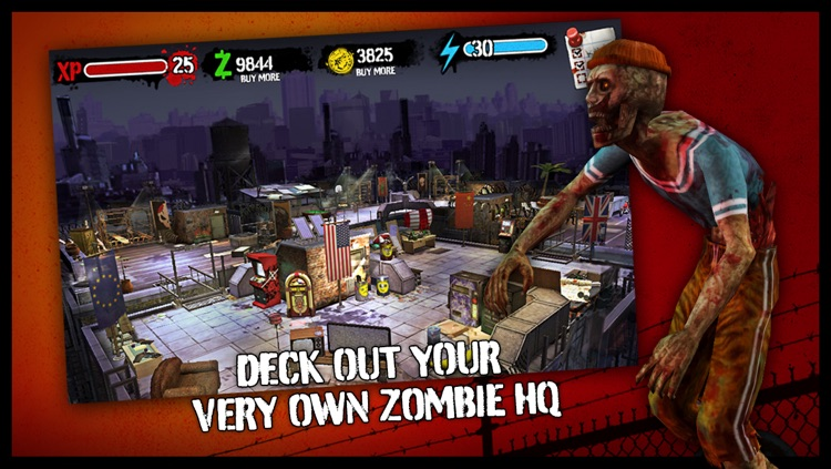 Zombie HQ screenshot-0