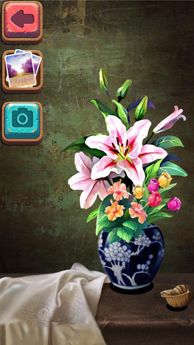点击获取Flower Arrangement
