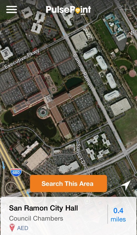 PulsePoint AED screenshot-4