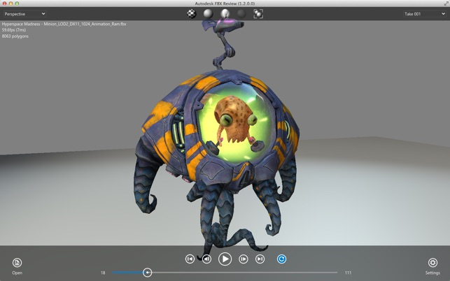 FBX Review on the Mac App Store