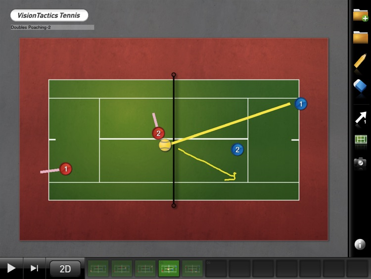 VisionTactics Tennis screenshot-3