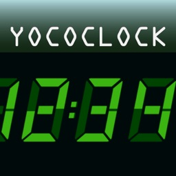 YOCOCLOCK(COUNTDOWN CLOCK)