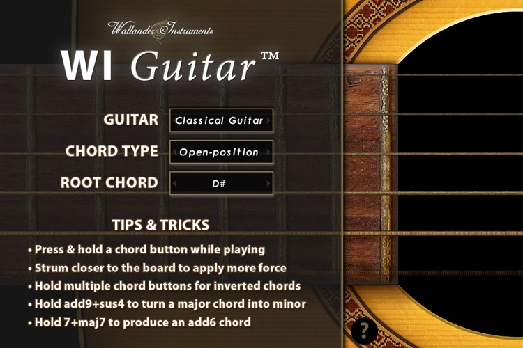 WI Guitar™ screenshot-2