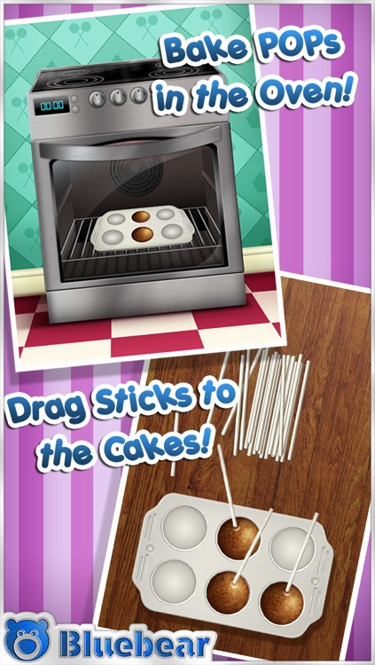 Cake Pop Maker - by Bluebear
