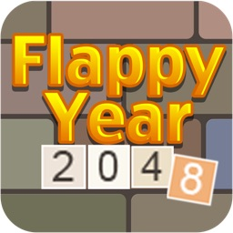 Flappy.Year.2048 - Tap to Conquer!