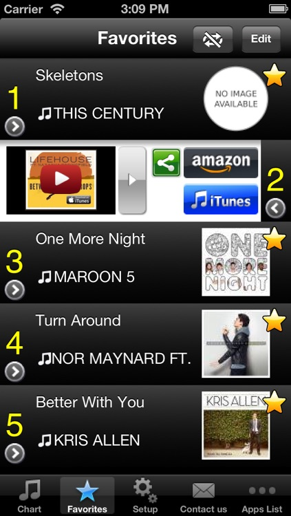 Pinoy Hits! (Free) - Get The Newest Philippine music charts!