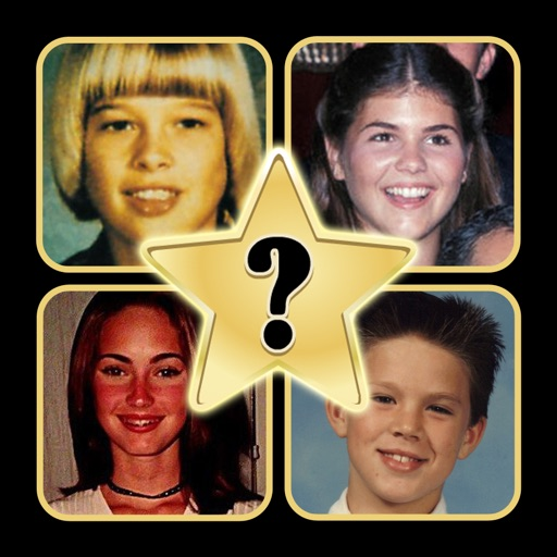 Before The Fame Name Game Celebrity Version Free Trivia Word Puzzle Game. Fun App Guess Celebrities and Movie Stars from yearbook photos, baby pictures and way before they became Hollywood Stars.