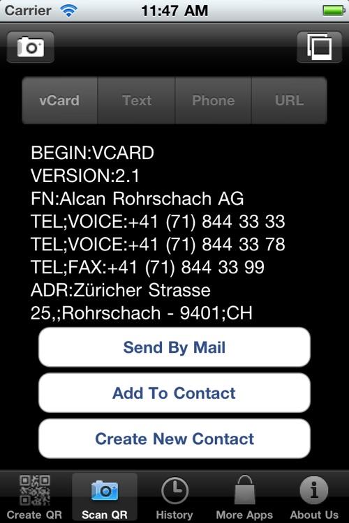QR Coder Free screenshot-3