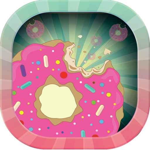 Donut Fast Tap Clicker - Sweet Food Click Time Adventure Free
