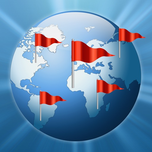 FlagIt! Conquer the world with flags