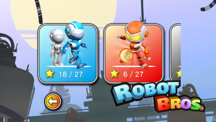 Robot Bros screenshot-1