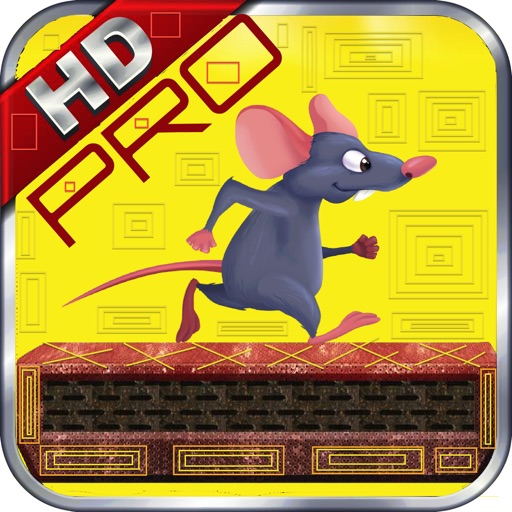 Mouse Run and Jump HD Pro icon